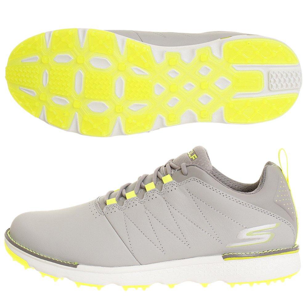 [スケッチャーズ] メンズ 男性用 Medium シューズ GOLF 靴 スニーカー 運動靴 GO GOLF Elite - Elite V.3 - Gray/Lime [並行輸入品] 10 D - Medium B07BMDDBZC, 激安魔王:809a3992 --- cgt-tbc.fr