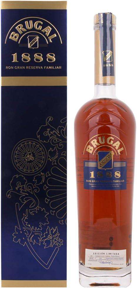 Brugal 1888 Ron Gran Reserva Familiar Edición Limitada + GB ...
