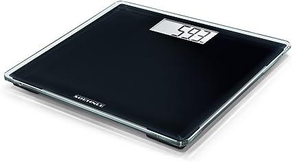 SOEHNLE 63850 Bilancia pesapersone Sense Compact 100 Nero