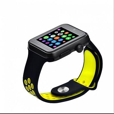 Électronique sportive Smart Bracelet Sport Montre intelligente Podomètre Calorie Step Counter cardiofréquencemètre Surveillance du sommeil de la pression artérielle fréquence cardiaqu