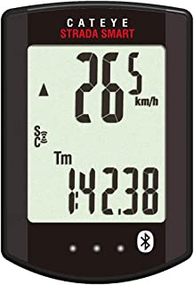 CatEye Strada Smart CC-RD500B - GPS - Noir 2016 GPS Couleur CA240STRASMASPC