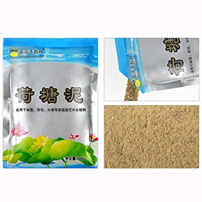 Natural Lotus Pond Mud ,Organic-Rich Lily Slime Planting Plant Growing Media Water for Aquatic Plant & Seed Cultivation : Garden & Outdoor
