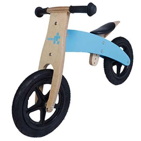 55bace16478 【Clearance】 20% Off! Labebe Kid's Training Bike, Blue Running Bike  Adjustable