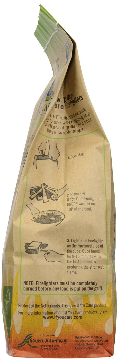 If You Care Firelighters (12x72 CT)- 12 Pack by YouCare