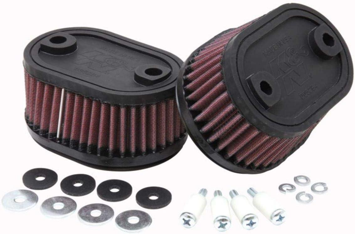 K&N Engine Air Filter: High Performance, Premium, Powersport Air Filter: 1986-2006 KAWASAKI (VN750 Vulcan) KA-7586
