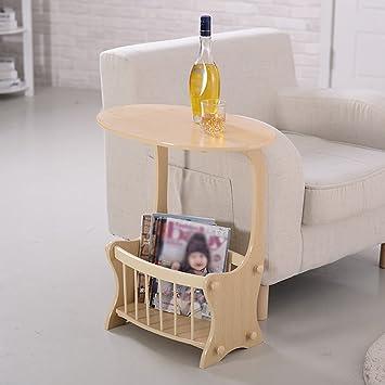 GroBartig SUBBYE Wohnzimmer Schlafzimmer Nachttisch Nordic Runde Couchtisch Einfache  Mini Sofa Ecke Kabinett Farbe Optional ( Farbe