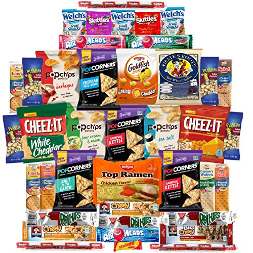 Sweet Salty Snack Sampler Included product image