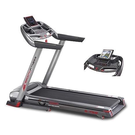 Smooth Fitness 5.75e Titan Plus - Cinta de correr (control por ...