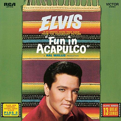 CD : Elvis Presley - Fun In Acapulco (Remastered)