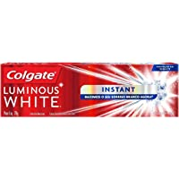 Creme Dental Colgate Luminous White Instant 70g