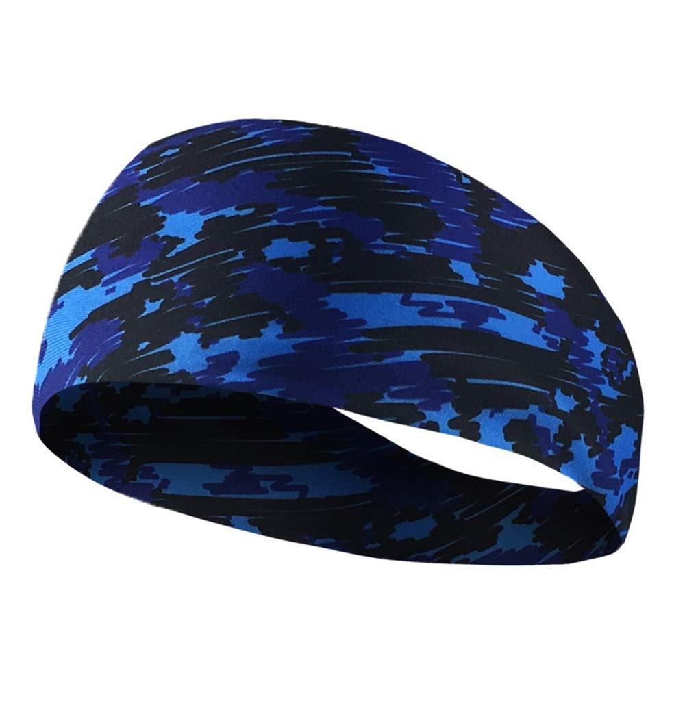 Wxtreme New Outdoor Sport Headband Anti-Sweat Breathable Tennis Fitness Running Head Men...
