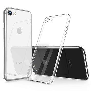 0e5fde2e75 【Humixx】 iPhone8 ケース iPhone7ケース [ TPU ソフト ] [ ワイヤレス充電対応 ]