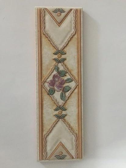 Listello Greca Ceramica per Decorazione Rivestimento Bagno e ...