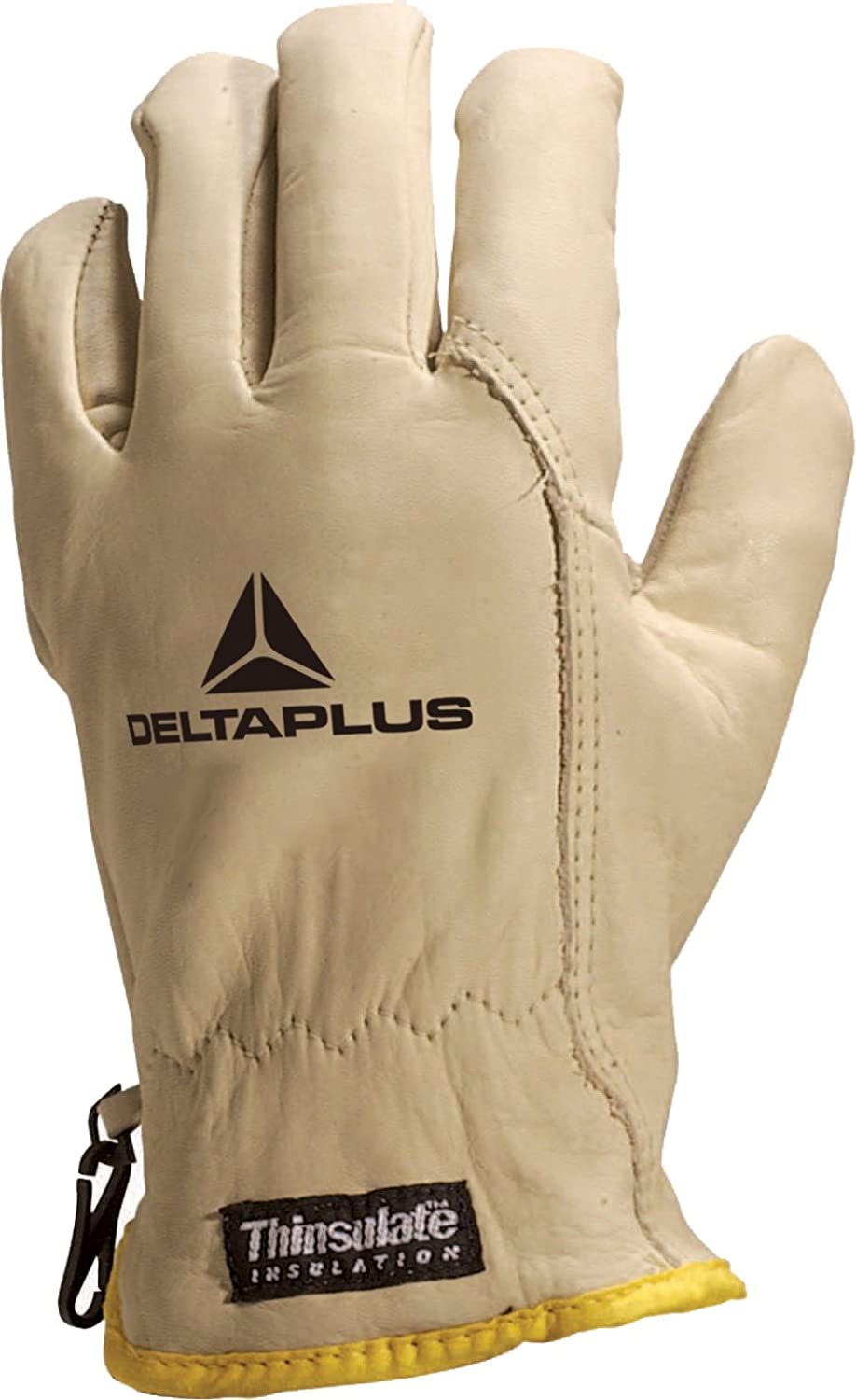Leather work gloves screwfix - Delta Plus Fbf50 Cowhide Thinsulate Lined Fbf50 Glovesglove Amazon Co Uk Clothing