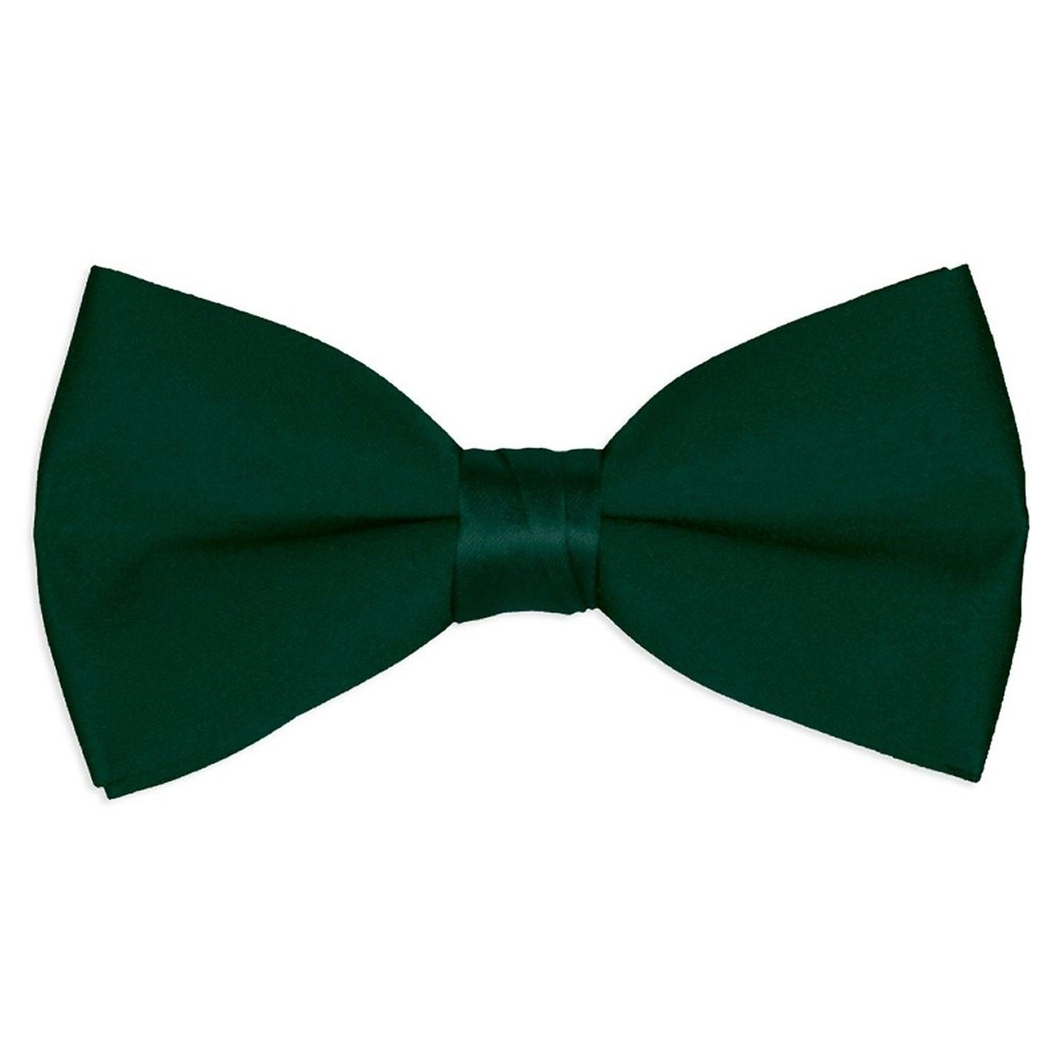 Boy's Solid Color Satin Bow Ties / Bowties