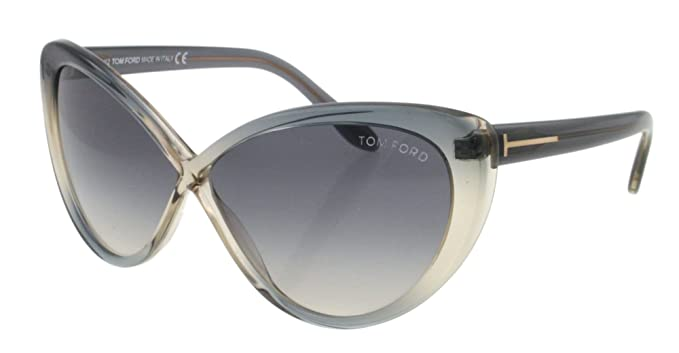Tom Ford Gafas de sol Para Mujer 0253 Madison - 20B: Gris ...