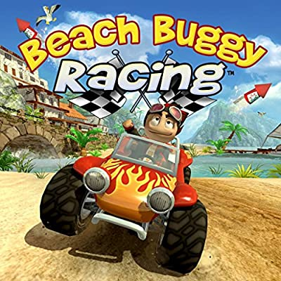 Beach Buggy Racing - PS4 [Digital Code] by Vector Unit Inc.