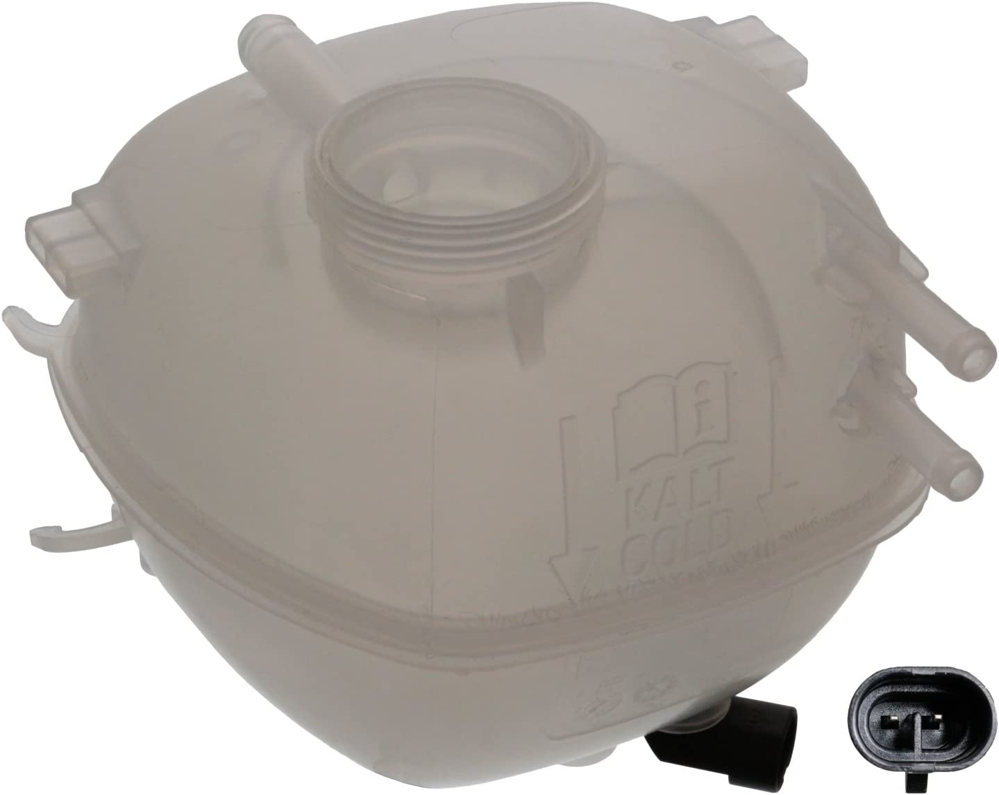 febi bilstein 47893 Coolant Expansion Tank with sensor pack of one