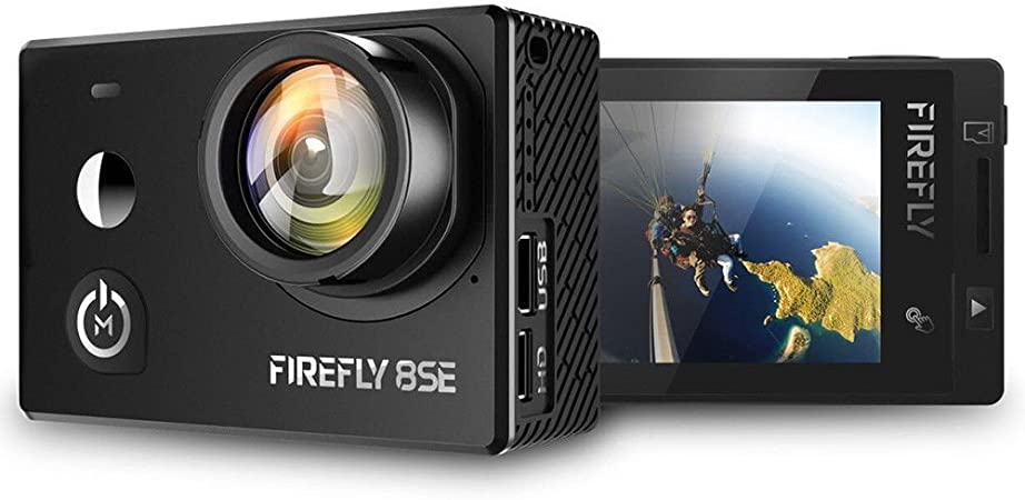 HawkEye Firefly 8SE con 2