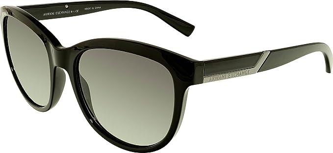 Intercambio ARMANI 0 ax4051s sol Full Rim Square - Gafas de ...