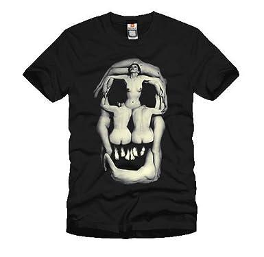 Sexy skull shirts
