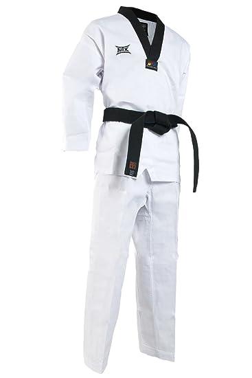 Amazon.com: mooto MTX Basic Dan Dobok taekwondo WTF ...