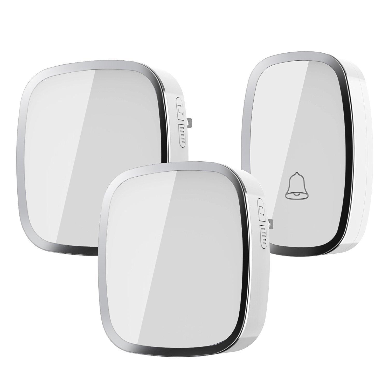 Wireless doorbell  receivers