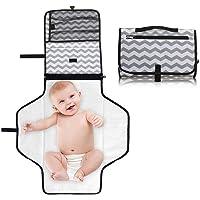 Cambiador Portátil de Pañales para Bebé, Cozywind Impermeable