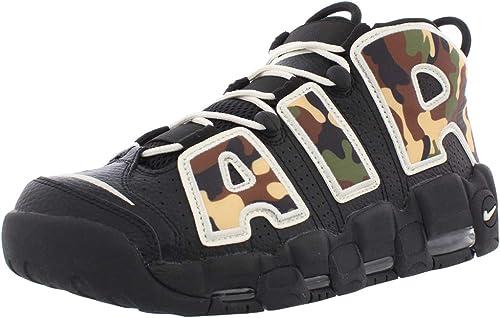 líder Vacío matraz  Nike Scarpe da Uomo Sneaker More Uptempo '96 in Pelle Camo CJ6122-001:  Amazon.it: Scarpe e borse
