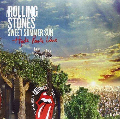 Sweet Summer Sun - Hyde Park Live [DVD/3 - Rolling Stones Live Vinyl