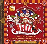 img - for The Night Before Thanksgiving... The Legend of The Christmas Elves: The Official Kickoff of the Holiday Season (Keepsake Book with Music CD Gift Set) book / textbook / text book