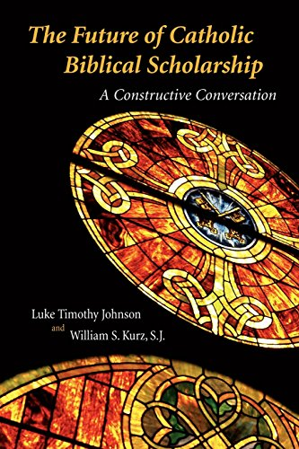 Future of Catholic Biblical Scholarship: A Constructive Conversation