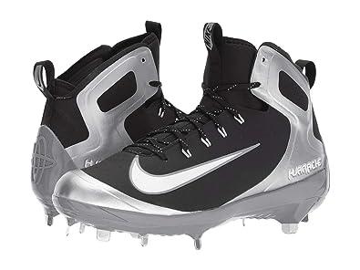 00fc7d9810180 Amazon.com | Nike Men's Alpha Huarache Elite Baseball Cleat Black ...