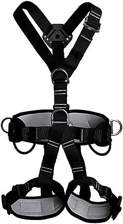 Escalada al aire libre completo cinturones protecciones ...