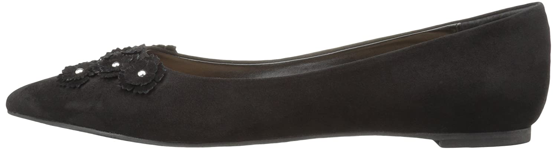 Daya by Toe Zendaya Women's Marlow Pointed Toe by Flat B01K1J8ZJW 9.5 B(M) US|Black fb197d
