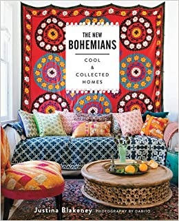 Book The New Bohemians: Cool and Collected Homes