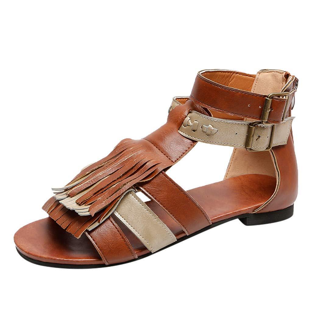 6bf886abc9d2d Minikoad}Women Open Toe Shoes,Ladies Beach Sandals Roman Shoes ...