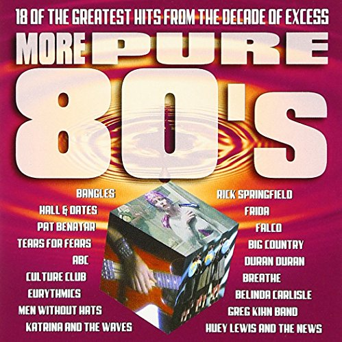 80's Cd (More Pure 80's)