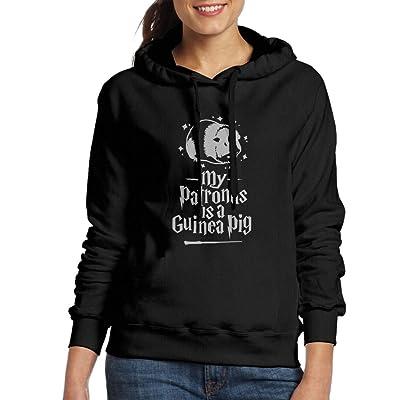 Womens Adult Classic Fashion My Patronus Is A Guinea Pig Sweatshirt