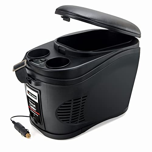 Black + Decker TC212B Portable 12V DC Travel Cooler/Warmer