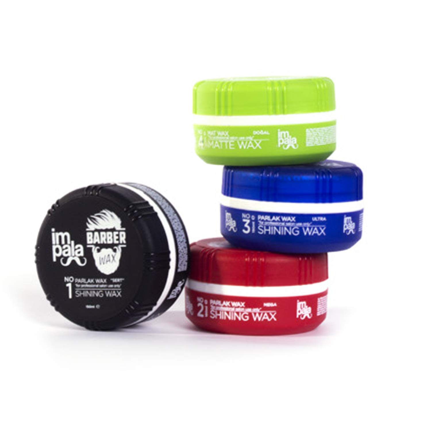 Men S Styling Hair Wax Shine And Matte Finish With Texture And