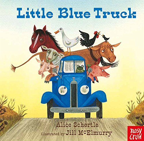 Little Blue Truck by Alice Shertle (2016-03-03)