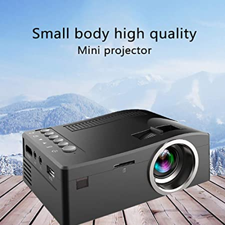 Proyector Portatil Bateria,Proyector Mini Portatil Full Hd Zoom ...