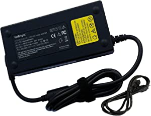 UPBRIGHT 180W AC/DC Adapter Replacement for Acer Predator 15 G9-591 G9-591G G9-593 G9-592 G9-591-73H5 G9-591-745K G9-591-74KN G9-591-70XR G9-591-70VM G9-593-77WF G9-592-71EF G9-592-73BR G9-592-74A5