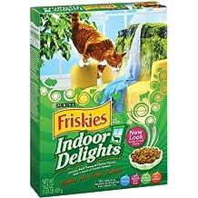 Friskies Indoor Delights Cat Food - 16.2 Oz. Box