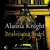 Destroying Angel: A Rose McQuinn Mystery | Alanna Knight