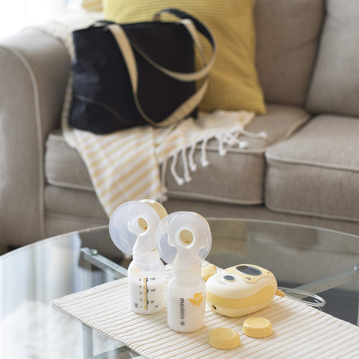 Medela Freestyle Double Electric Breast Pump Hands Free