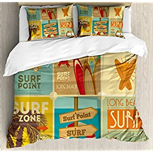 61Mlo9wgiLL._SS300_ 50+ Surf Bedding and Surf Comforter Sets