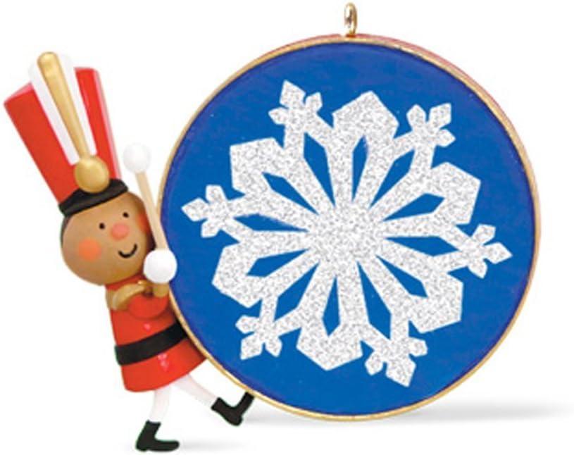 Hallmark Keepsake Ornament Tippity Tap Toy Soldier 2015