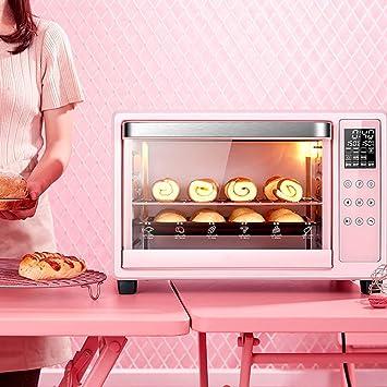 Mini horno, Smart Oven Grill, Mini Oven con parrilla placa, Mini ...